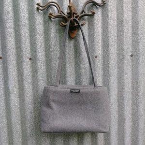 Vintage Kate Spade Felt purse